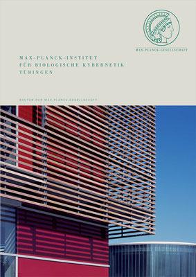 Broschüre Max-Planck-Gesellschaft / Haak & Nakat