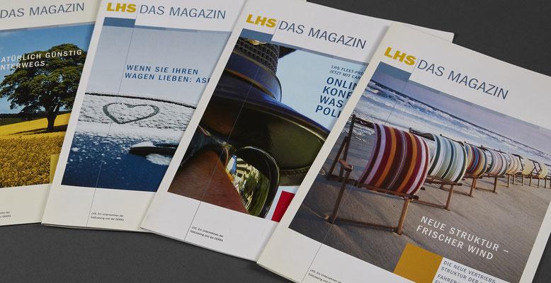 LHS Kundenmagazine / nakami lounge