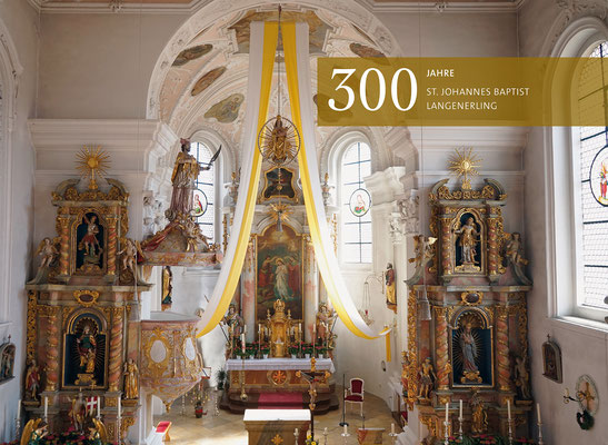 Festschrift Kirchenjubiläum / Pfarrei St. Johannes Baptist