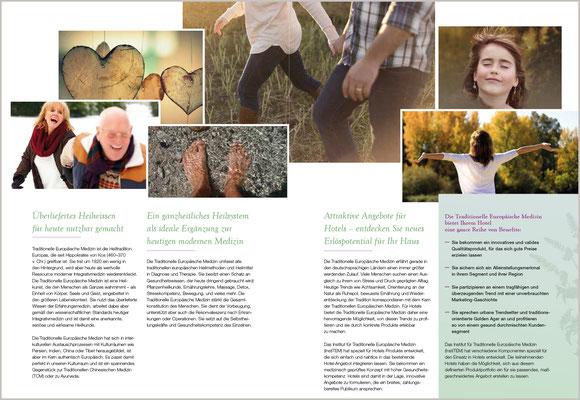 TEM Hotelbroschüre / Mühlhausen Marketing und Kommunikation