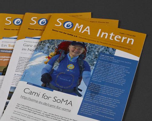 Mitgliedermagazin / SoMA e.V.