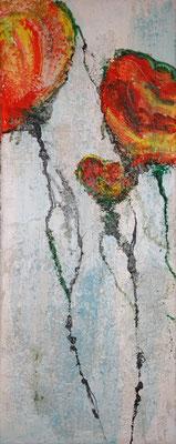 Tulpenfamilie, 20x40 cm