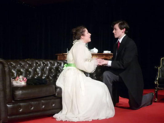 "Theater - ""The Importance of Being Earnest"". The Pennyless Players 2011."