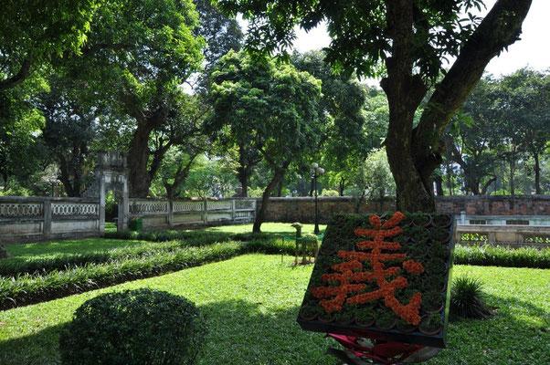 Literaturtempel Hanoi