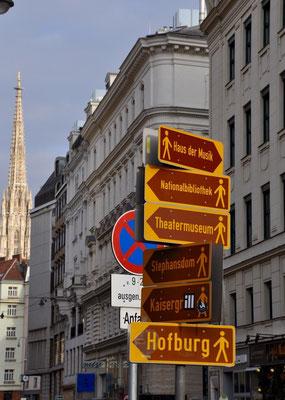 Sehenswürdigkeiten Ringstraße Wien