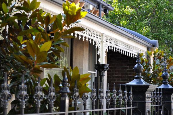 Victorian Houses, St.Kilda