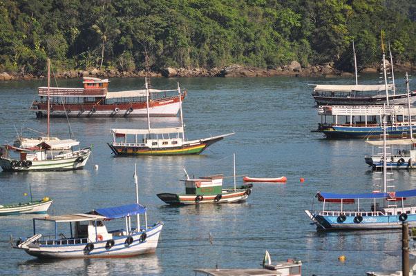 Ilha Grande - Boats