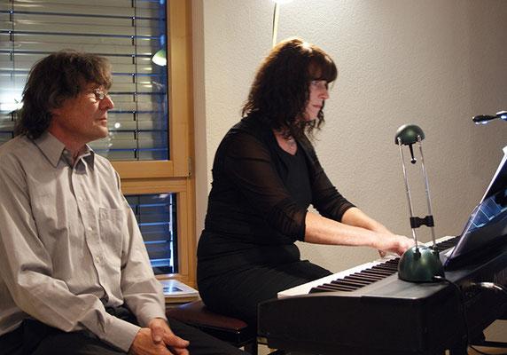 Renate Menzel brillierte als feinfühlige Pianistin