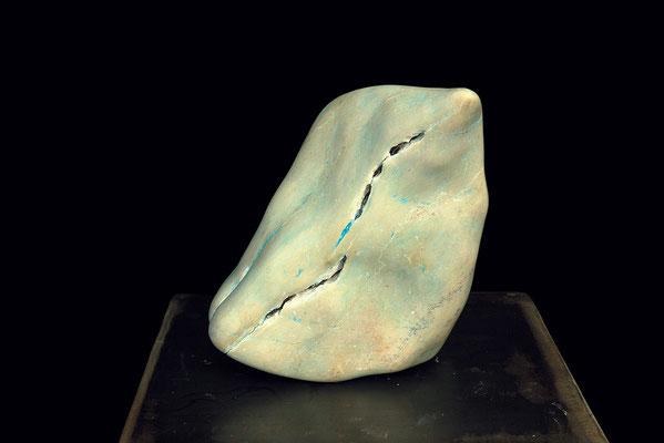 Skulptur aus Stein / sculpture, stone