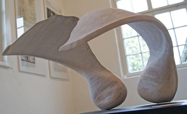 Skulptur aus Holz / sculpture, wood