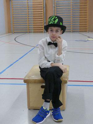 und unser Zirkusdirektor Gabriel.