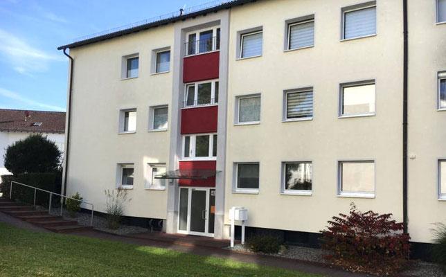 Fassadendämmung in Bensheim