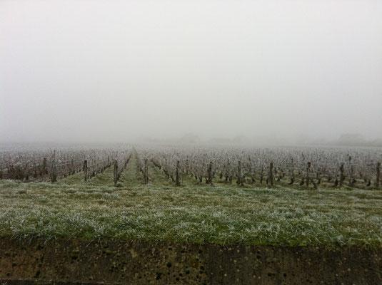 La Combe in winter