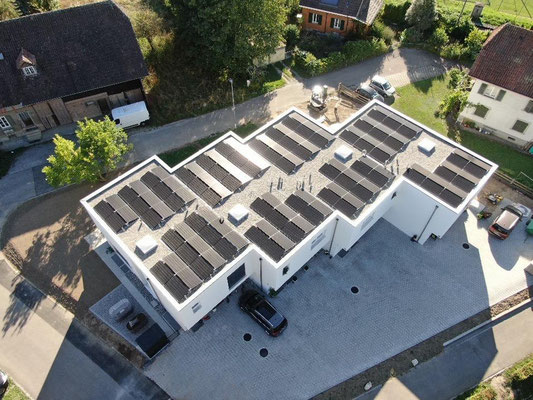 Neubau Einfamilienhaus Lyss - S&S Totalunternehmung | Ihr Partner für Gesamtleistungen