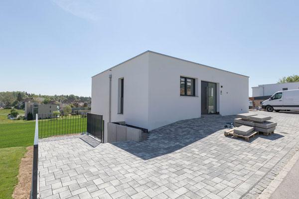 Neubau Einfamilienhaus Bützberg - S&S Totalunternehmung | Ihr Partner für Gesamtleistungen