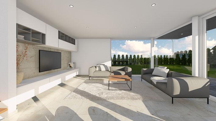 Neubau Einfamilienhaus Niederbipp - S&S Totalunternehmung   Ihr Partner für Gesamtleistungen