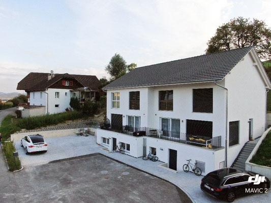 Neubau Einfamilienhaus Oberburg - S&S Totalunternehmung | Ihr Partner für Gesamtleistungen