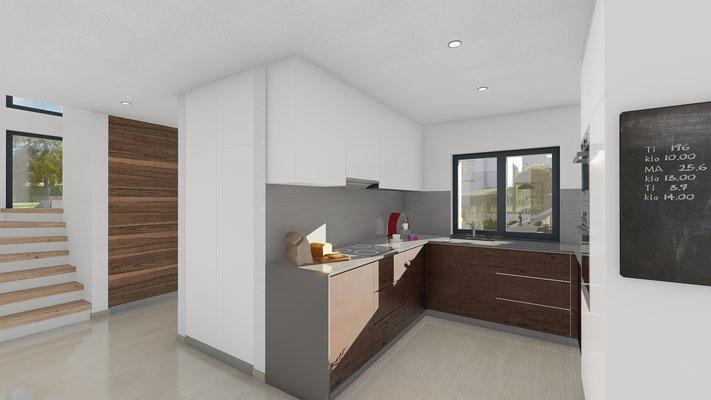 Neubau Einfamilienhaus Walterswil - S&S Totalunternehmung | Ihr Partner für Gesamtleistungen