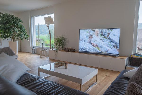 Neubau Einfamilienhaus Herzogenbuchsee - S&S Totalunternehmung | Ihr Partner für Gesamtleistungen