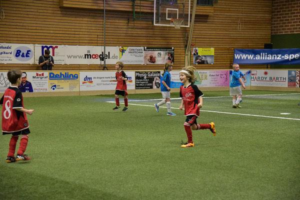 Bambini-Fußball