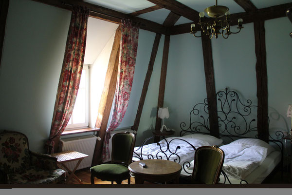 Hotelzimmer Hotel Alte Försterei Kloster Zinna