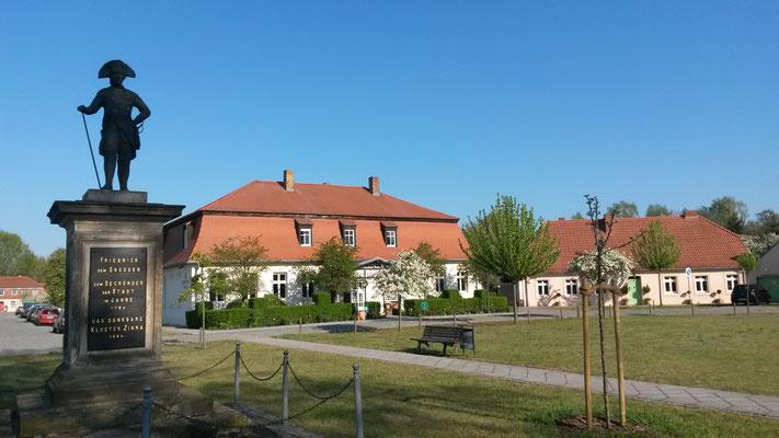 Hotel Alte Försterei Kloster Zinna am König-Friedrich-Platz 7