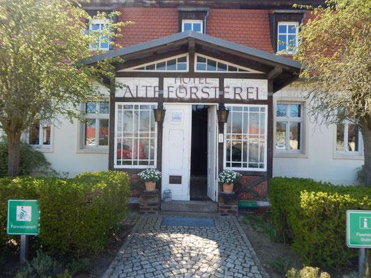 Hotel Alte Förstereu Kloster Zinna am König-Friedrich-Platz 7
