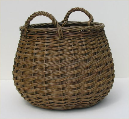 Curved Log/Turf Basket