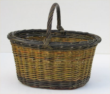 Oval Shopping Basket