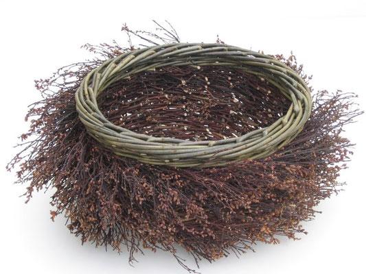 Bowl with Bog Myrtle