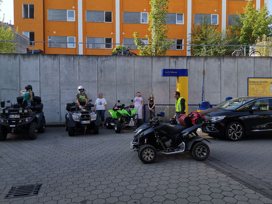 Treffen in Wuppertal