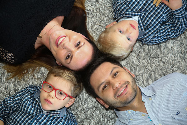 Familien & Portraitfotografie / DER FOTORAUM