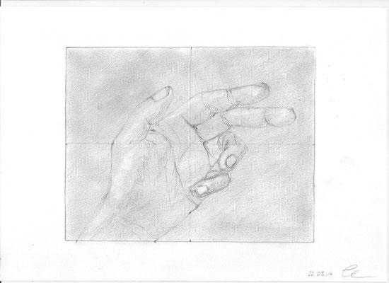 Conni Lelič, 2014, Bleistift, 21 x 29,5 cm