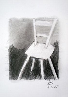 Birgit Hammes, 2015, Bleistift und Graphit, 29,5 x 21 cm