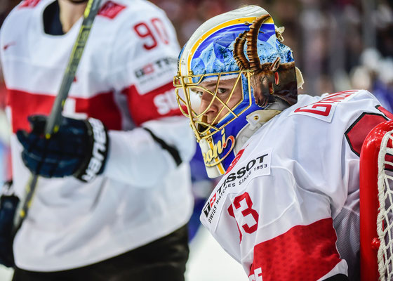 Leonardo Genoni, Swiss Ice Hockey National Team