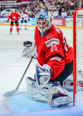 Reto Berra, Swiss Ice Hockey National Team