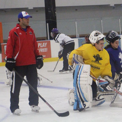 Reto Schurch, Goalie Coach