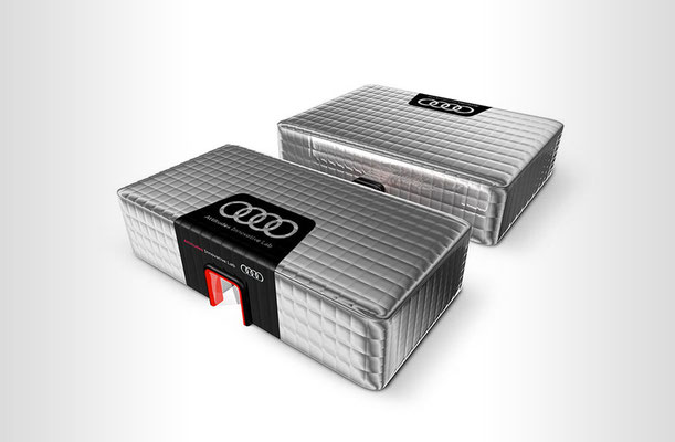Audi Innovative Lab - 3d design