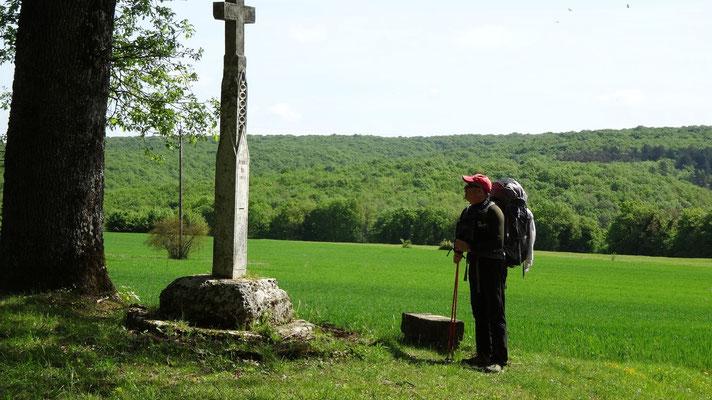 Croix à Cevernon