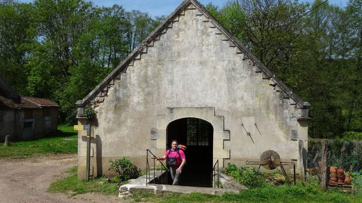 Le lavoir de Thurigny