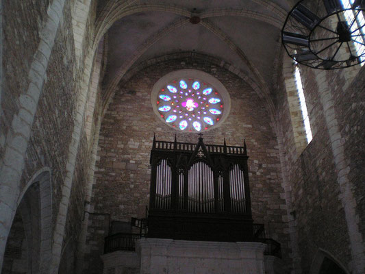 Eglise de Larressingle