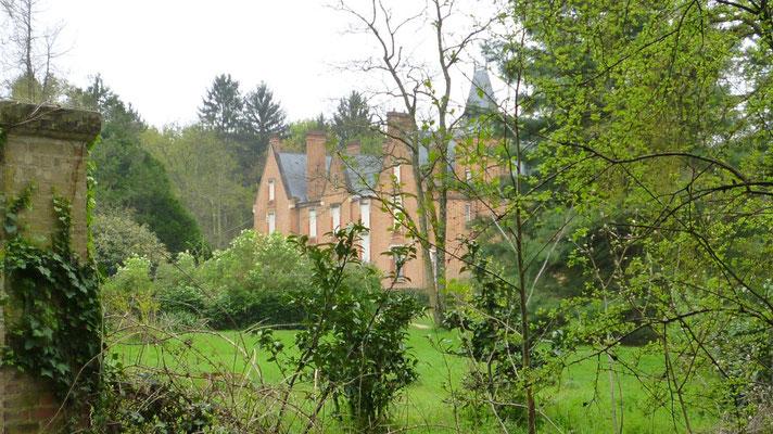 2013-05-01 - Un chateau en sologne