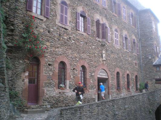 Conques - L'abbaye Sainte-Foy