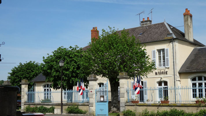 Mairie de Chasnay