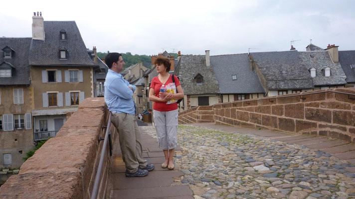 Espalion - Michael et Marie-France