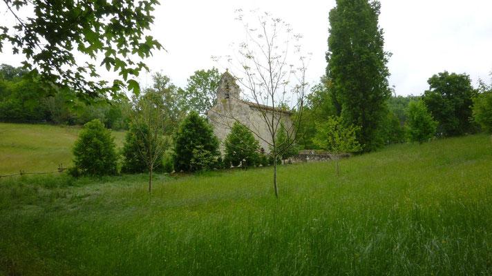 L'église St Sernin