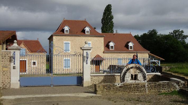 Thierry au moulin de Louvigny