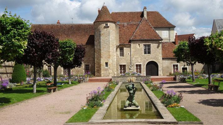 Musée Saint Vic à Saint Amand Montrond
