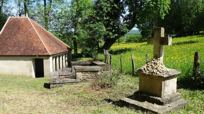 Lavoir de Mont Charlay