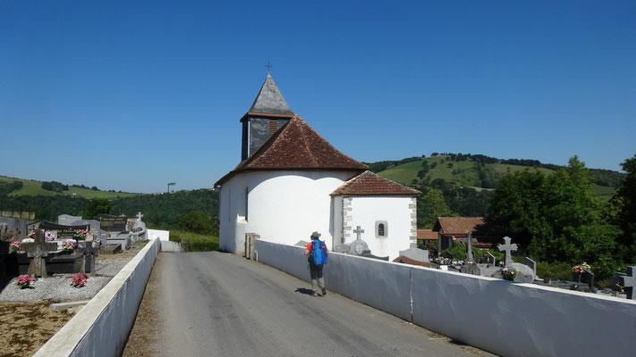 Eglise de Larribar - Sorhapuru